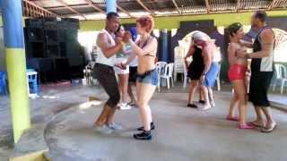 Plamena y Rodolfo Montano Castro DR4, Rio Fula, Bonao, Dominican Republic (Part 1)