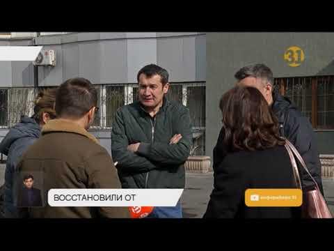 Хоккейный клуб в Алматы восстановил отчисленных ранее детей