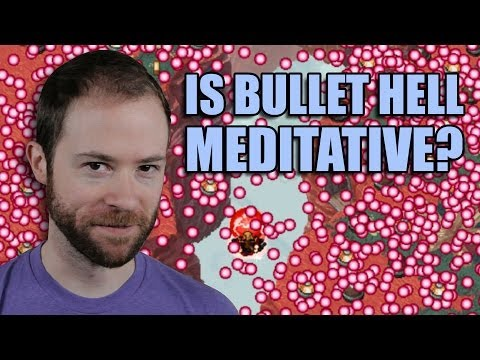 Can Bullet Hell Games Be Meditative? | Idea Channel | PBS Digital Studios
