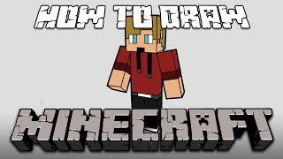 How to draw a Minecraft Skin! With a mouse! -PS-