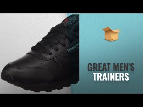 1e46b6a7 Top 10 Men's Trainers By Reebok: Reebok Classic Leather, Men's ...