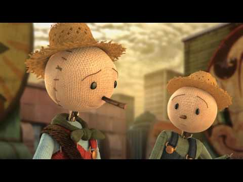 Animation The Scarecrow Animation By SAMPICS