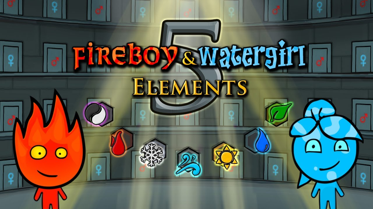 Fire Boy Water Girl