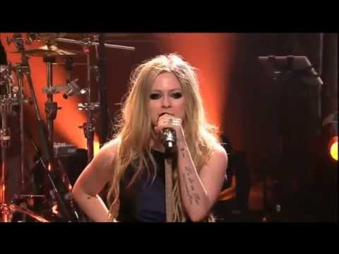 Avril lavigne-here s to never growing up