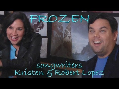 DP/30: Frozen songwriters Kristen Anderson-Lopez, Robert Lopez