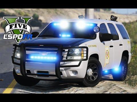 GTA 5 - LSPDFR Ep84 - Alabama State Police - Wild Shootout!