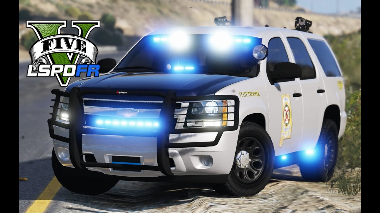 GTA 5 - LSPDFR Ep84 - Alabama State Police - Wild Shootout!