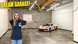 I Moved Into My Dream Garage!
