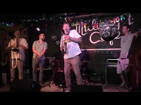 Jim Hobbs' Fully Celebrated with Taylor Ho Bynum, Bill Lowe @ Midway Cafe 7-12-17 2/2
