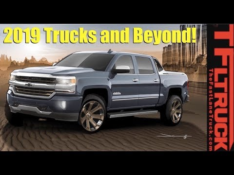 Top 5 Pickup Truck Trends for 2019 and Beyond!