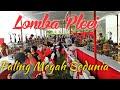 Festival Pleci Sindoro Sumbing, Lomba Pleci paling mewah sedunia
