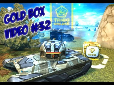 Tanki Online - Gold Box Video #32 By The.Game.Is.My.Life
