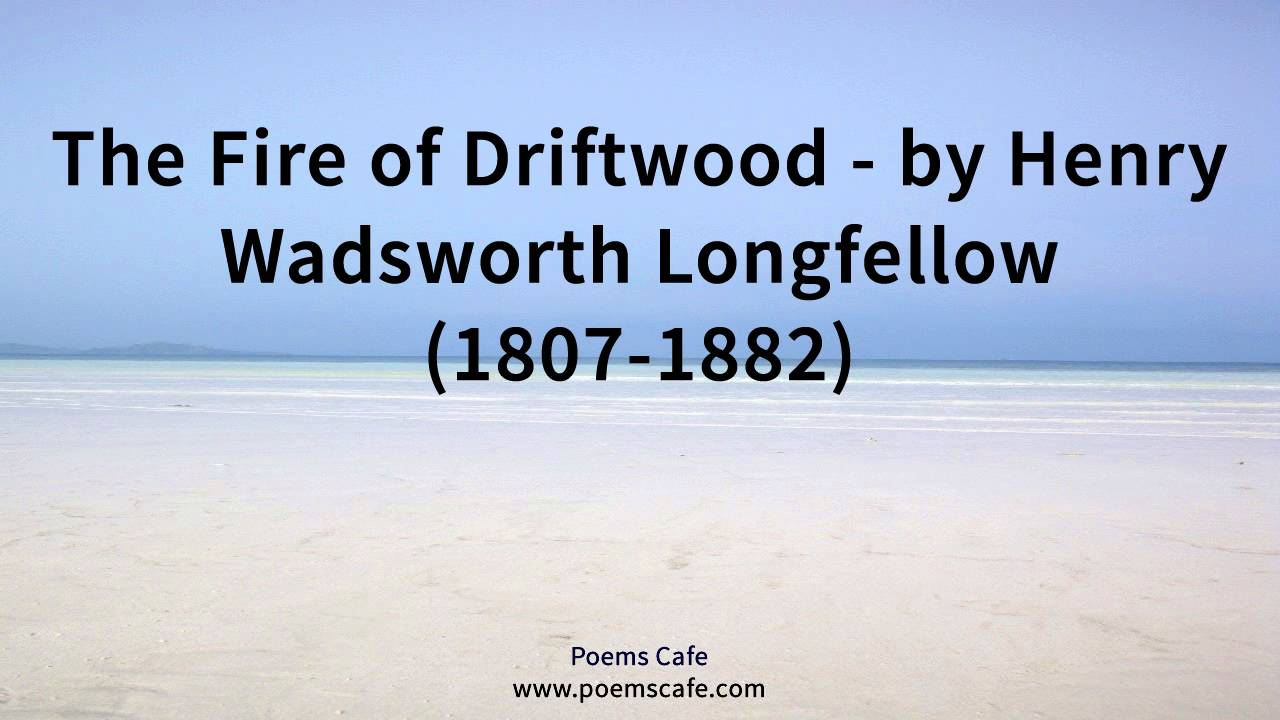 the fire of driftwood analysis