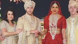 Priyanka Chopra And Nick Jonas Royal Wedding  Video And Pictures