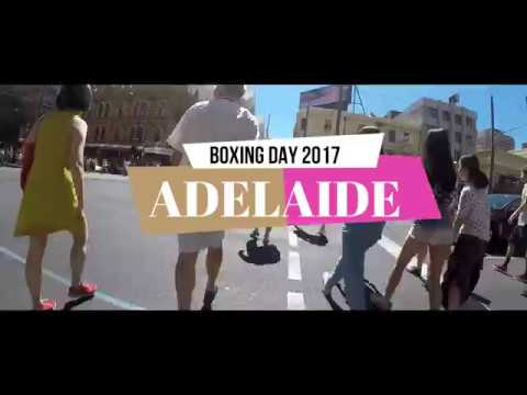 Boxing Day Sales in Adelaide 2017