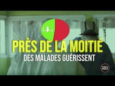 Le Sénégal enregistre un taux de guérison record en Afrique