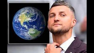 Carl froch piensa que el planeta tierra es sólo dibujos animados