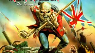 Iron Maiden - The Trooper (Letras Inglés - Español)