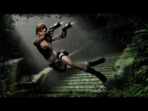 Tomb Raider Legend - Level 1 - Bolivia