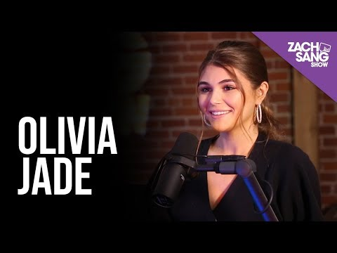 Olivia Jade Talks   House Sephora Collection and College Life