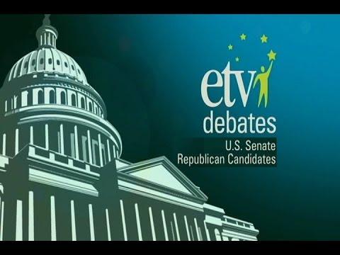U.S. Senate Republican Debate