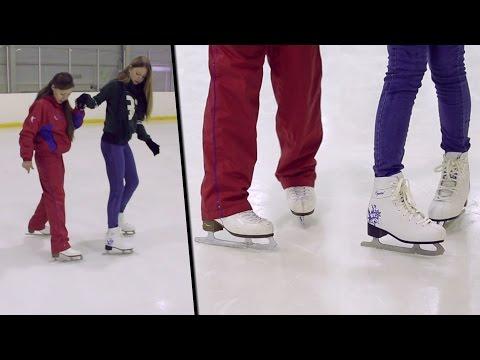 СпоРТ: как научиться кататься на коньках