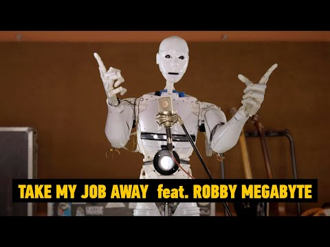 Take My Job Away - Dubioza Kolektiv feat. Robby Megabyte (Live at Quarantine Show)
