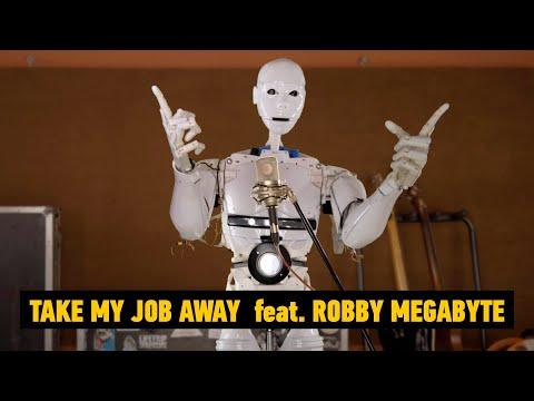 Take My Job Away - Dubioza Kolektiv feat. Robby Megabyte (Live at Quarantine Show)