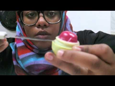 DIY | EOS Lip Balm Depotting and Recycling