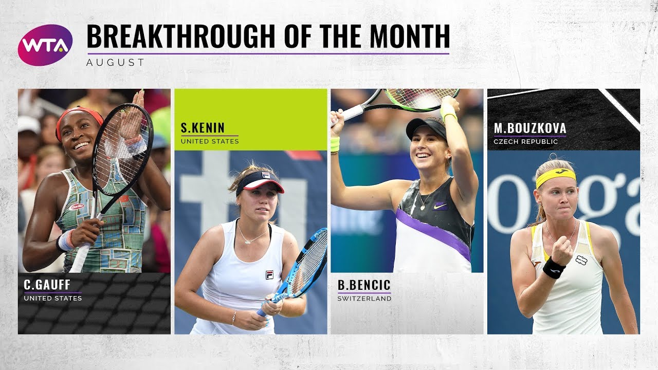 Breakthrough of the Month | August 2019 Nominees