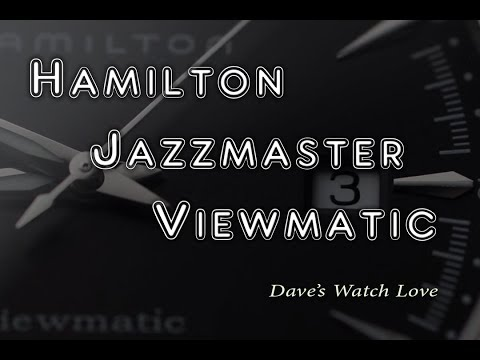 Hamilton Jazzmaster Viewmatic H32665131 Review