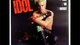 Billy Idol - Flesh For Fantasy (My Fully Fleshed Fantasy)