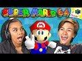 SUPER MARIO 64 | Nintendo 64 (React: Retro Gaming)