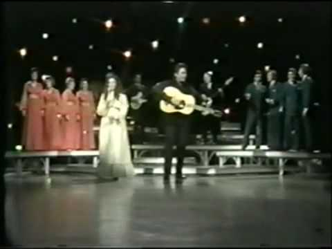 Johnny Cash June Carter Ill Fly Away Youtube