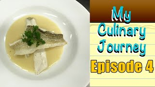 My Culinary Journey  Episode 4 | Fish Veloutè | Prawn Bisque | Gazpacho