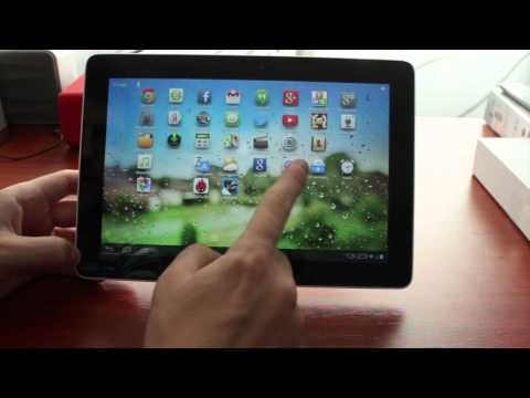 Huawei Media Pad 10 Обзор