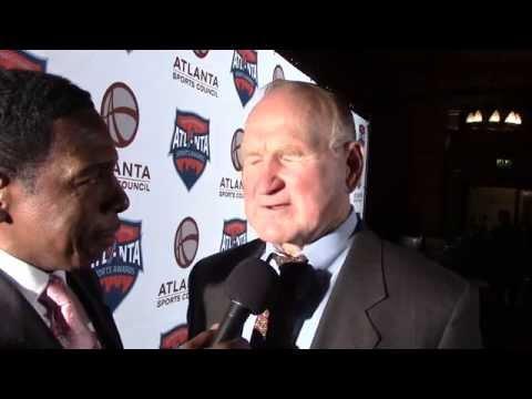 Atlanta Sports Awards Honors Tommy Nobis of Atlanta Falcons