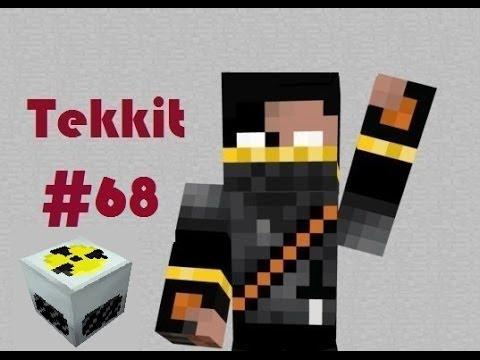 Minecraft Tekkit #68 reactor chamber