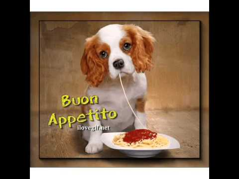 Preferenza Video per augurare buon appetito(1) - YouTube FC35