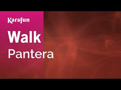 Karaoke Walk - Pantera *