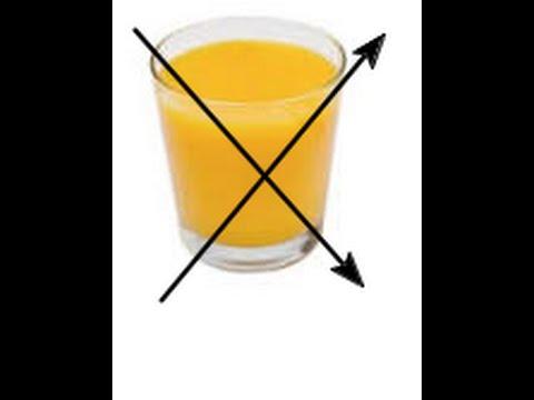 ГЛЮКОЗНЫЙ УДАР == Вред стакана утреннего сока. Винегретное заблуждение. Неудержимый жор.