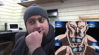 Live Reaction One Punch Man Episode 8   SAITAMA WE NEED YOU