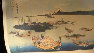 Valuable Salvation Army Find - Most Famous Japanese Artist Katsushika Hokusai  Coffee Table Boo