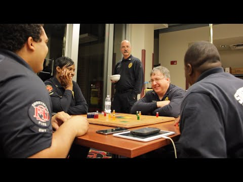 """Another 24"" - 5th Shift Look inside Station 1 A-Shift!"