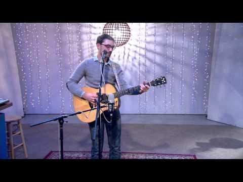 Musical guest Corey Mathew Hart plays