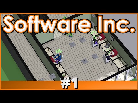 Let's Play – Software Inc – Part 1
