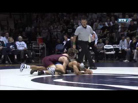 Minnesota at Penn State - Wrestling Wrap-up