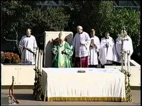 John Paul II Memorial Video