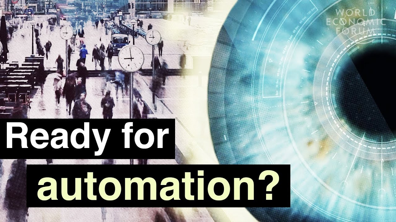 Will You Lose Your Job to Automation? | World Economic Forum