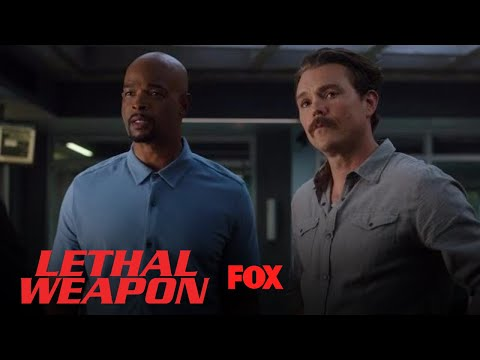 Santos Scolds The Detectives | Season 2 Ep. 3 | LETHAL WEAPON